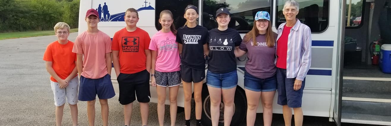 Youth Group Missions Trip 2019